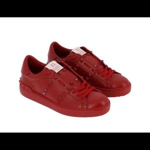 Valentino Red Sneakers